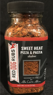 Sweet Heat Pizza and Pasta